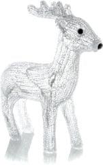Retlux dekoracja świetlna - jeleń 30LED
