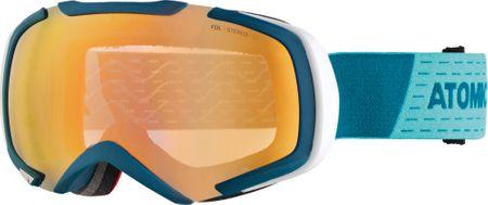 Atomic smučarska očala Revel S Stereo, modre