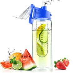 Asobu stylowa butelka z Flavour It z zaparzaczem