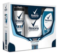 Rexona poklon set za muškarce Williams Racing