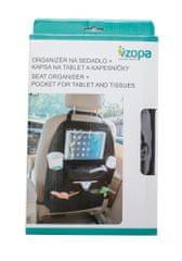 ZOPA Organizér na sedadlo Zopa design
