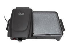 Adler prijenosni električni roštilj 2200W