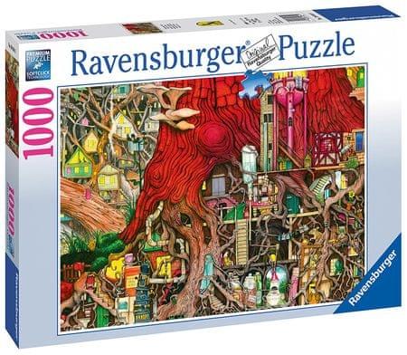 Ravensburger Elrejtett világ 1000 darab