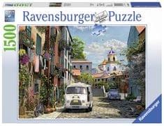 Ravensburger Jižní Francie 1500 dílků