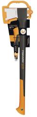 Fiskars zestaw: siekiera do rozłupywania X21 + nóż Hardware