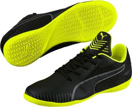 Puma buty halowe 365 CT Jr Black Safety 32,5