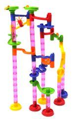 Mac Toys Kuličková dráha 105 dílů