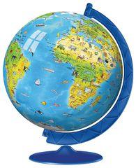 Ravensburger puzzleball Globus, 180 elementów