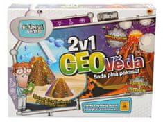 Mac Toys 2 az 1-ben Geo tudomány
