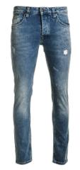 Pepe Jeans pánské jeansy Zinc Dusted