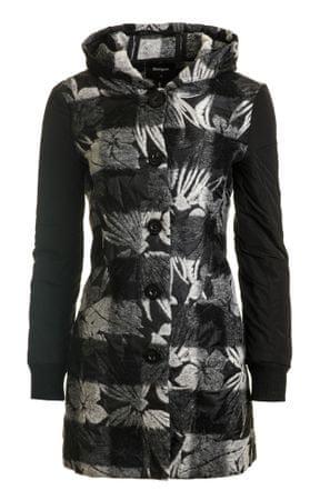 Desigual női kabát Nadia 36 szürke
