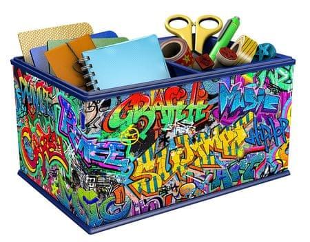 Ravensburger Úložná krabica Graffiti 216 dielikov
