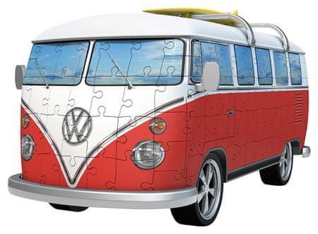 Ravensburger VW autóbusz 3D PUZZLE 162 DB-OS