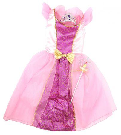 cad88cae58b4 Mac Toys Šaty pre princeznú - ružové
