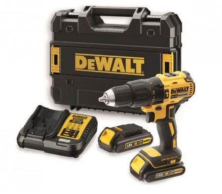 DeWalt akumulatorski udarni vrtalni vijačnik DCD778S2T