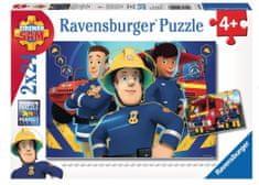 Ravensburger Požiarnik Sam 2x24 dielikov