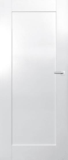 VASCO DOORS Interiérové dveře ARVIK plné, model 7, Bílá, C