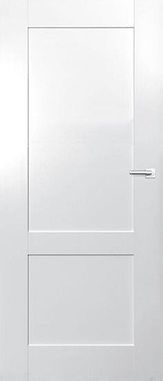 VASCO DOORS Interiérové dveře ARVIK plné, model 6, Bílá, C
