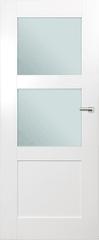 VASCO DOORS Interiérové dveře ARVIK kombinované, model 3