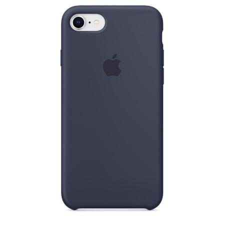 Apple Szilikontok, Apple iPhone 7 / 8, MQGM2ZM/A, Midnight Blue