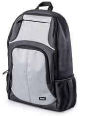 MAX batoh pro notebook, černošedý
