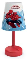 Philips 71796/40/P0 Dětská stolní lampa LED Spiderman
