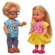 SIMBA lalka Evi Love i kolega z klasy
