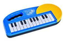 SIMBA keybord z uchwytem, niebieski