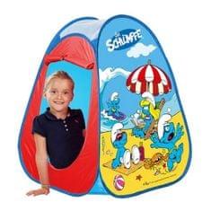 JOHN namiot dziecięcy POP UP Smerfy
