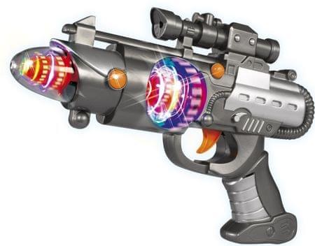 Simba Planet Fighter zbraň 22 cm, 3 druhy - zánovní