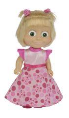 SIMBA Masza i Niedźwiedź - Masza w różowej sukience