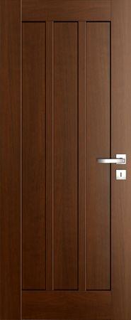 VASCO DOORS Interiérové dveře FARO plné, model 6, Dub skandinávský, A
