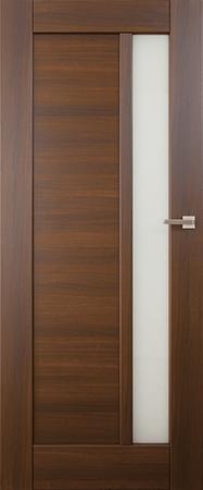VASCO DOORS Interiérové dveře FARO kombinované, model 2, Dub rustikál, A
