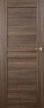 VASCO DOORS Interiérové dveře MADERA plné, model 1, Dub skandinávský, A