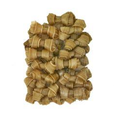 Akinu Természetes bőrből készült csomók, 30db 6cm