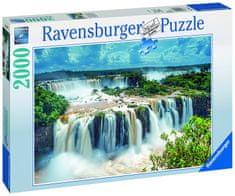 Ravensburger puzzle Wodospad, 2000 elementów