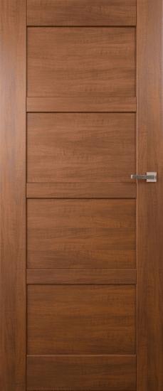 VASCO DOORS Interiérové dveře PORTO plné, model 1, Bílá, A