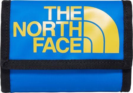 najlepsza wartość Gdzie mogę kupić super słodki The North Face portfel Base Camp Wallet Bright Cobalt Blue