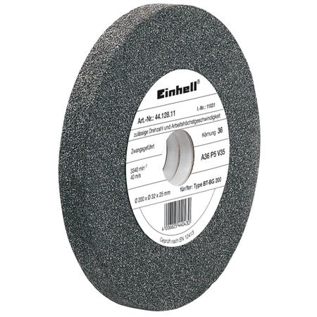 Einhell brusilna plošča groba 200x32x25 mm za TC-BG 200