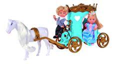 SIMBA Évike baba és Timmy kocsival