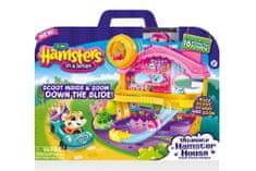 Zuru set Hamsters 2 s kućom za igru
