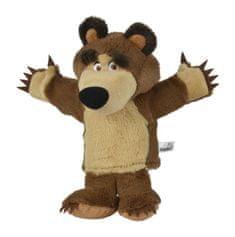SIMBA Masza i Niedźwiedź - Pacynka Niedźwiedź, 28 cm