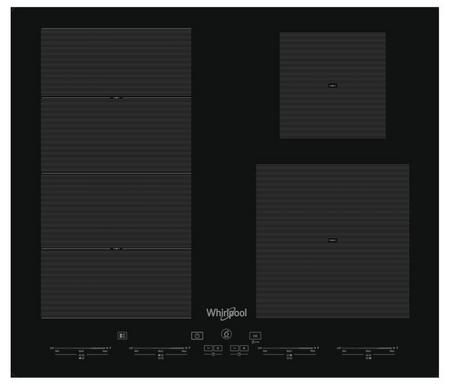Whirlpool SMC604F/NE Beépíthető Elektromos főzőlap