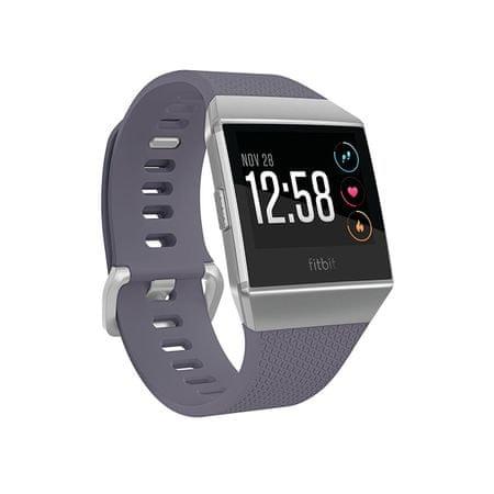 abb34cf81c Fitbit Ionic - Chytré hodinky - Blue-Gray White