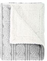 Mistral Home Pléd baránok Cable Knit šedá 150x200 cm
