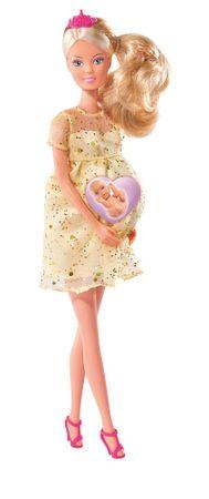 SIMBA lalka Steffi - księżniczka w ciąży