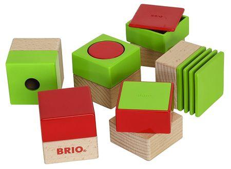 Brio Klocki Sensorik 30436