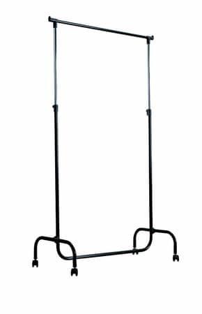 Compactor stojak na ubrania Stender Range Eco na kółkach, regulowany