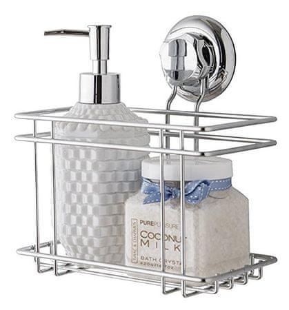 Compactor Polička do kúpeľne bez vŕtania