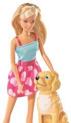 Simba Lutka Steffi s psičkom